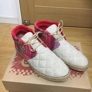 インディアン(Indian)の【☆未使用☆】インディアン メンズ 靴 27cm(スニーカー)