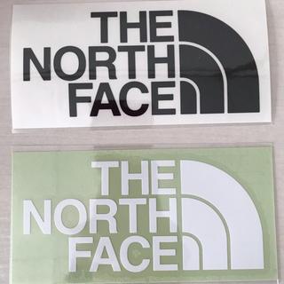 ザノースフェイス(THE NORTH FACE)のザ・ノースフェイス ステッカー ノース THE NORTH FACE(ステッカー)