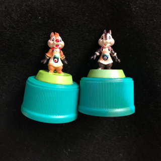 ディズニー(Disney)のキングダムハーツ ペットボトルキャップ(ゲームキャラクター)