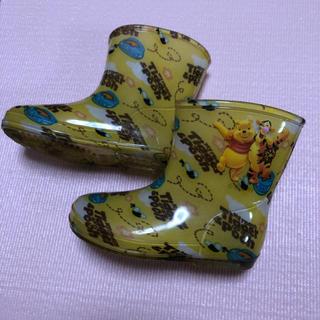 ディズニー(Disney)のクマのプーさん 長靴 13センチ(長靴/レインシューズ)