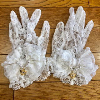 アンジェリックプリティー(Angelic Pretty)のAngelic Pretty  グローブ(手袋)