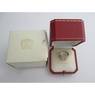 カルティエ(Cartier)のカルティエ2Cワイドリング【美品】(リング(指輪))