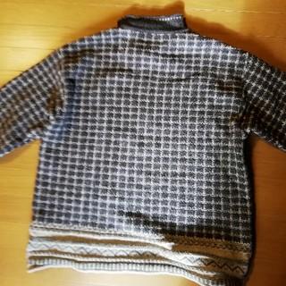 ドリスヴァンノッテン(DRIES VAN NOTEN)のドリス バンノッテン手編みセーター(ニット/セーター)
