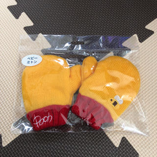 ディズニー(Disney)の新品♡ディズニー ミトン 手袋(手袋)