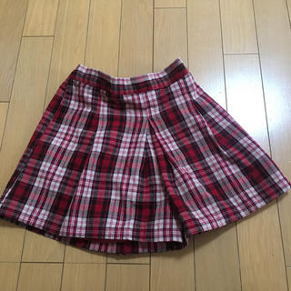 ジーユー(GU)のキュロットスカート 140 GU(スカート)
