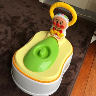 アンパンマン(アンパンマン)のアンパンマン 5way トイレトレーニング(ベビーおまる)