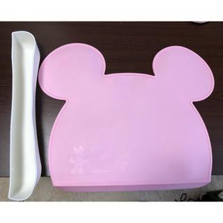 ディズニー(Disney)のディズニー 離乳食 シリコン ランチョマット(離乳食器セット)