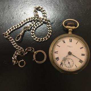 ウォルサム(Waltham)のWaltham USA ウォルサム懐中時計 アンティーク(その他)