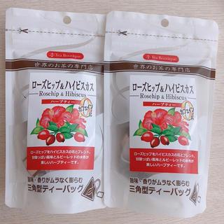 【未開封】ローズティー☆2つセット(茶)