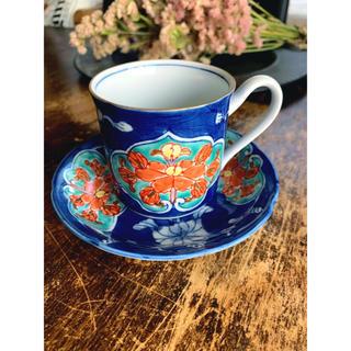 antique cup&saucer