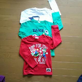 サンカンシオン(3can4on)のロンT3枚セット(Tシャツ/カットソー)