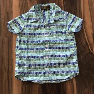 エーキャンビー(A CAN B)のAcanB 半袖シャツ 100(ブラウス)