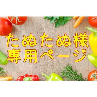 ★たぬたぬ様専用ページ(フルーツ)