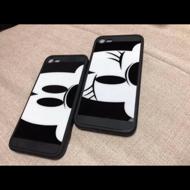 valfre iphone7 ケース jvc | 新品 iPhoneケース ミッキー ミニーの通販 by peach.Jr's shop|ラクマ