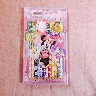 ディズニー(Disney)のディズニー色鉛筆24色(色鉛筆 )