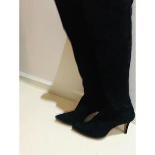 ギンザカネマツ(GINZA Kanematsu)の銀座カネマツロングブーツ24cm(ブーツ)