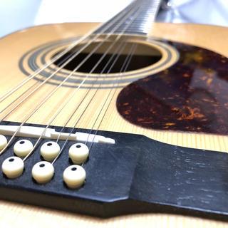 エピフォン(Epiphone)のEpiphone DR-212 ナチュラル 12弦アコースティックギター(アコースティックギター)