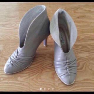 エレガンスヒミコ(elegance卑弥呼)の売り切り❗️サイズ23㎝  エレガンス卑弥呼 ショートブーツ  (ブーツ)