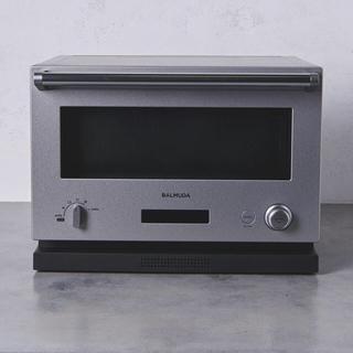 バルミューダ(BALMUDA)のtk3364様 専用 定価 58860円 バルミューダ  レンジ ステンレス新品(電子レンジ)