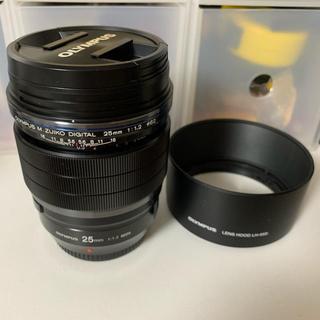 オリンパス(OLYMPUS)の23日まで M.ZUIKO DIGITAL ED 25mm F1.2 Pro(レンズ(単焦点))