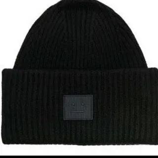 アクネ(ACNE)のアクネ好きに ニット帽 新品 ビーニー (ニット帽/ビーニー)