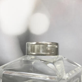 グッチ(Gucci)の正規品 グッチ 指輪 シルバー SV925 ロゴ GG 銀 メンズ リング 3(リング(指輪))