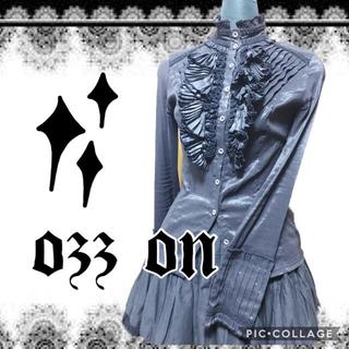 【美品】ozzon ゴシック ブラウス