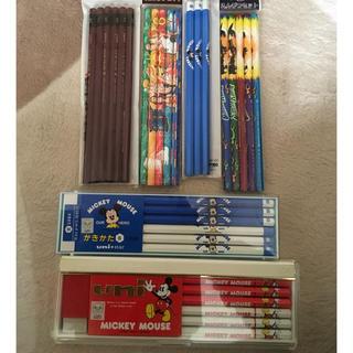 ディズニー(Disney)のえんぴつ70本 お道具箱セット(鉛筆)