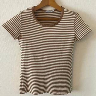 サンスペル(SUNSPEL)のSUNSPEL/サンスペル ボーダー Tシャツ Sサイズ(Tシャツ(半袖/袖なし))