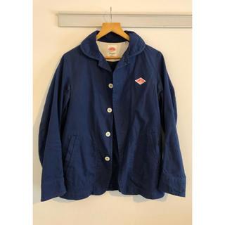ダントン(DANTON)のDANTON 丸襟シングルジャケット(ブルゾン)