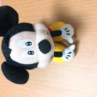 ディズニー(Disney)のミッキーのぬいぐるみ(ぬいぐるみ)