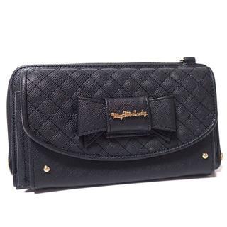 サンリオ(サンリオ)のA769 美品 マイメロディ 2WAY ショルダーポーチ 財布(ショルダーバッグ)