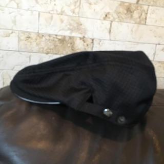 アディダス(adidas)のアディダスメッシュハンチング帽(ハンチング/ベレー帽)