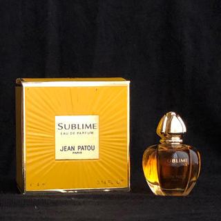 ジャンパトゥ(JEAN PATOU)のジャンパトゥ  香水ミニボトル 4ml(香水(女性用))