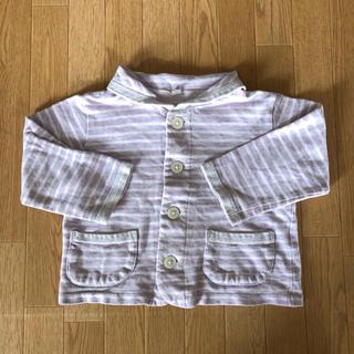 ムジルシリョウヒン(MUJI (無印良品))の90サイズ   無印良品(ジャケット/上着)