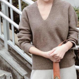 ユニクロ(UNIQLO)のUNIQLO 3Dコクーンセーター(ニット/セーター)