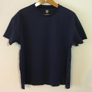コモリ(COMOLI)の送料込/DESCENTE PAUSE/デサントポーズゼロシームTシャツ Mサイズ(Tシャツ(半袖/袖なし))