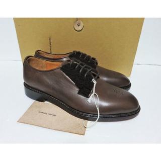エンダースキーマ(Hender Scheme)の新品 Hender Scheme レザー シューズ 1 日本製 レディース (ローファー/革靴)