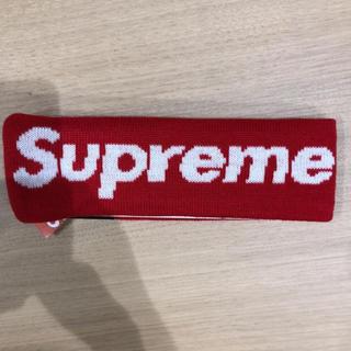シュプリーム(Supreme)のSupreme new era headband 2018FW(その他)