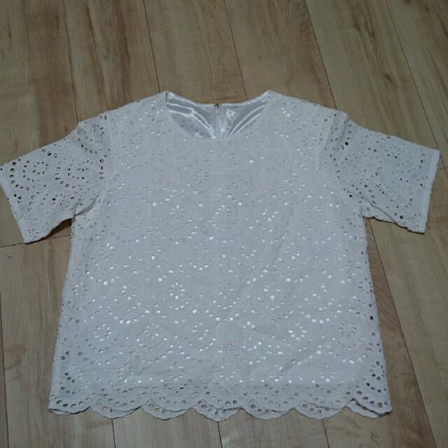 GU(ジーユー)のGU 半袖 LLサイズ♪ レディースのトップス(シャツ/ブラウス(半袖/袖なし))の商品写真