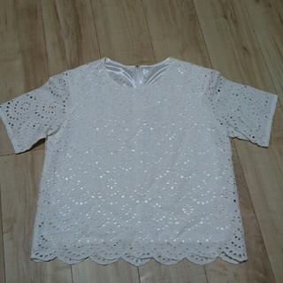 ジーユー(GU)のGU 半袖 LLサイズ♪(シャツ/ブラウス(半袖/袖なし))