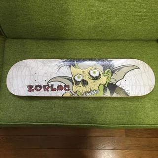 ゾーラック(ZORLAC)の未使用品 ゾーラック パスヘッド スケボーデッキ(スケートボード)