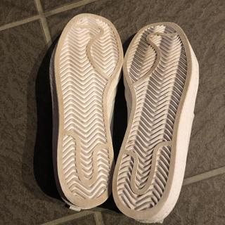 アディダス(adidas)のスリッポン確認用(スリッポン/モカシン)