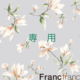 フランフラン(Francfranc)のあおちゅん様 専用フランフラン  ティッシュカバー (ティッシュボックス)