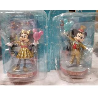 Disney - ディズニー フィギュアリン ミッキー ミニー 30周年