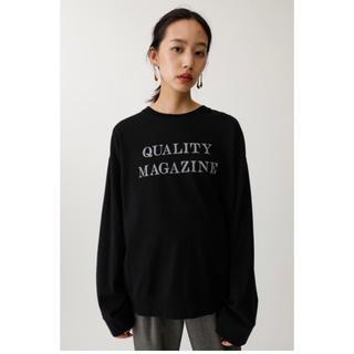 マウジー(moussy)のmoussy ロングTシャツ (Tシャツ/カットソー(七分/長袖))
