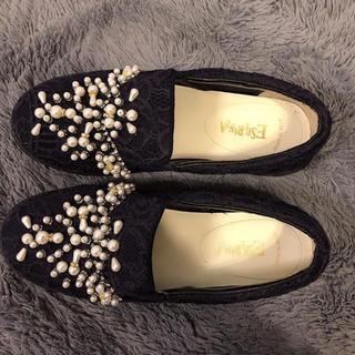 エスペランサ(ESPERANZA)のESPERANZA 靴 スリッポン(スリッポン/モカシン)