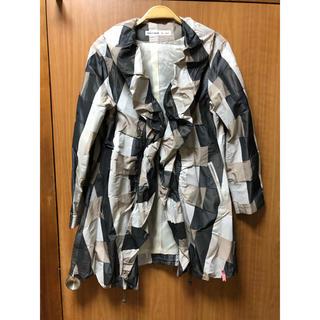 ノッシ(NOSH)のKEIKO KISHI  nosh ポリコート ジャケット ブルゾン コート(ブルゾン)