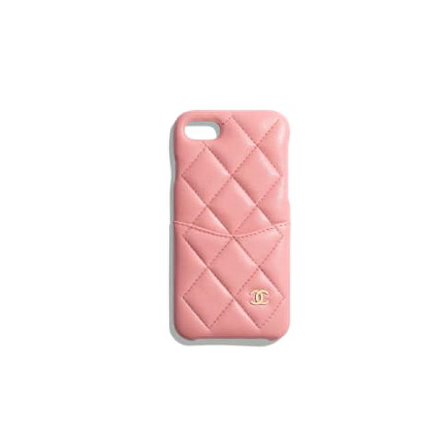 CHANEL - シャネル♡入手困難iPhoneピンク♡スマホケースX/XSグレインドラムスキンの通販 by …Luxury to you…|シャネルならラクマ