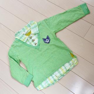 ドンキージョシー(Donkey Jossy)の丸高衣料 長袖Tシャツ ロンT 95㎝(Tシャツ/カットソー)